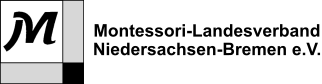 Logo Montessori-Landesverband Niedersachsen-Bremen e.V.